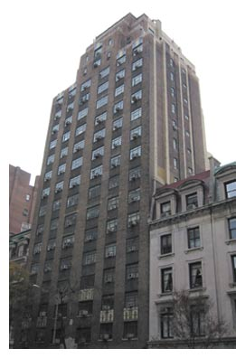40West 86th Street Building, NY